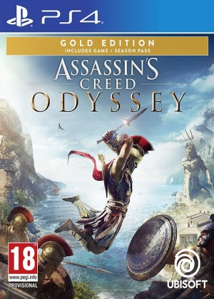 Assassins Creed: Odyssey (Gold Edition) PS4