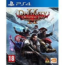 Divinity Original Sin 2 (Definitive Edition) PS4