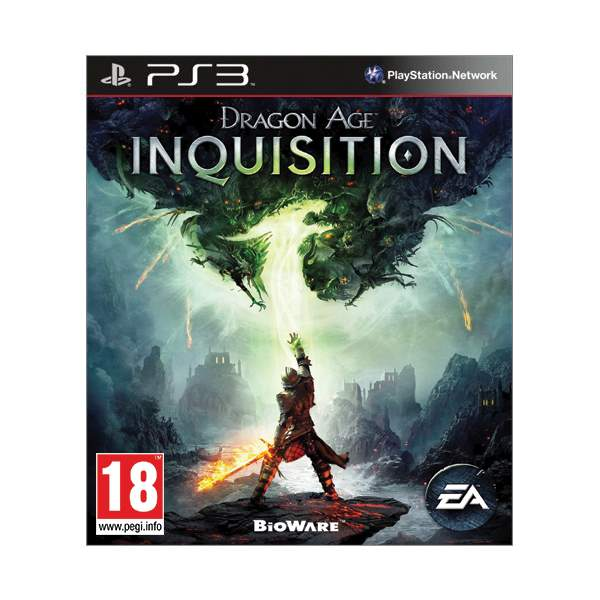 Dragon Age 3 Inquisition PS3