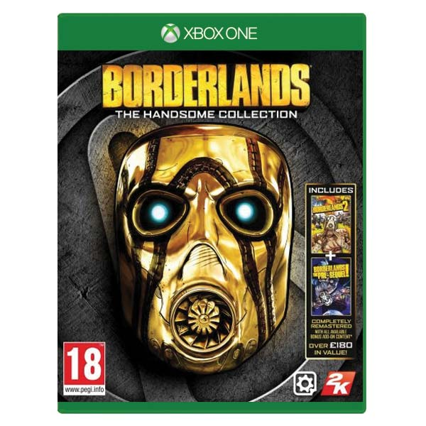 Borderlands (The Handsome Collection) XBOX ONE