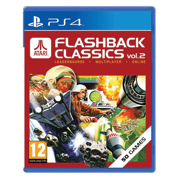 Atari Flashback Classics Collection vol. 2 PS4