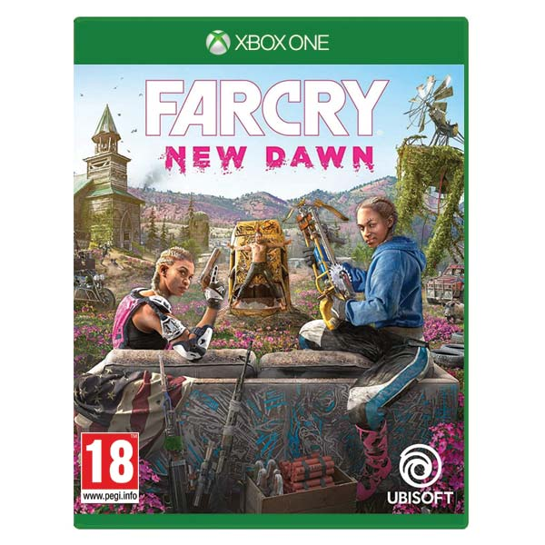 Far Cry New Dawn XBOX