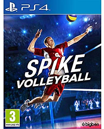 Spike Volleyball PS4