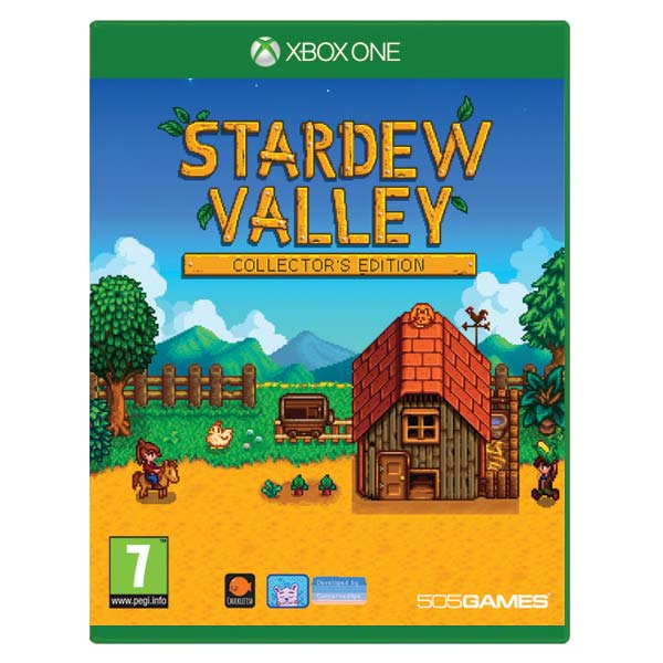 Stardew Valley (Collector's Edition) XBOX ONE
