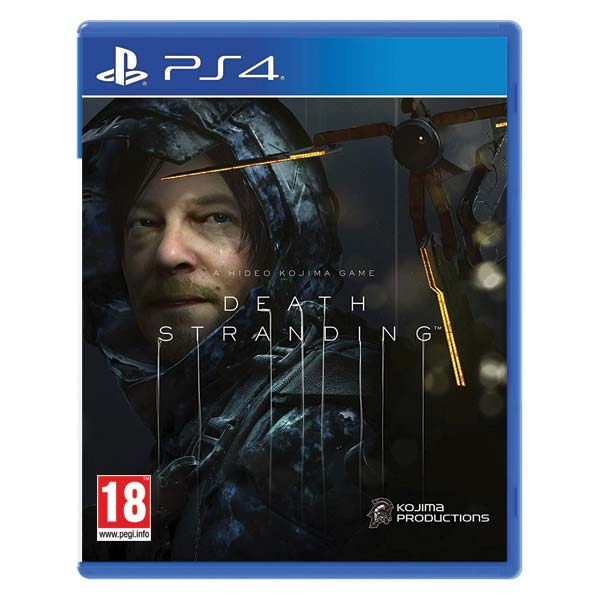 Death Stranding CZ PS4