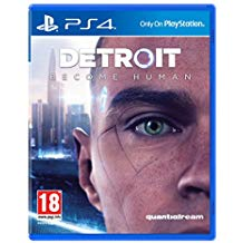 Detroit Become Human CZ PS4