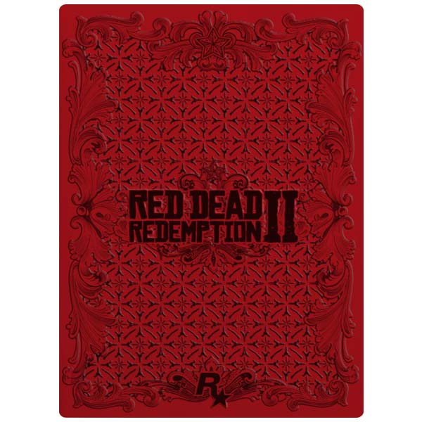 Red Dead Redemption 2 (Steelbook Edition) PS4