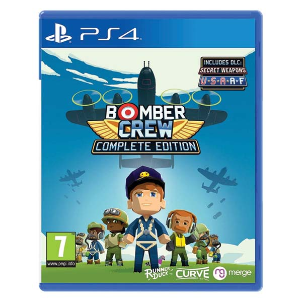 Bomber Crew (Complete Edition) PS4