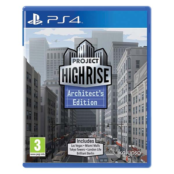 Project Highrise (Architect's Edition) PS4