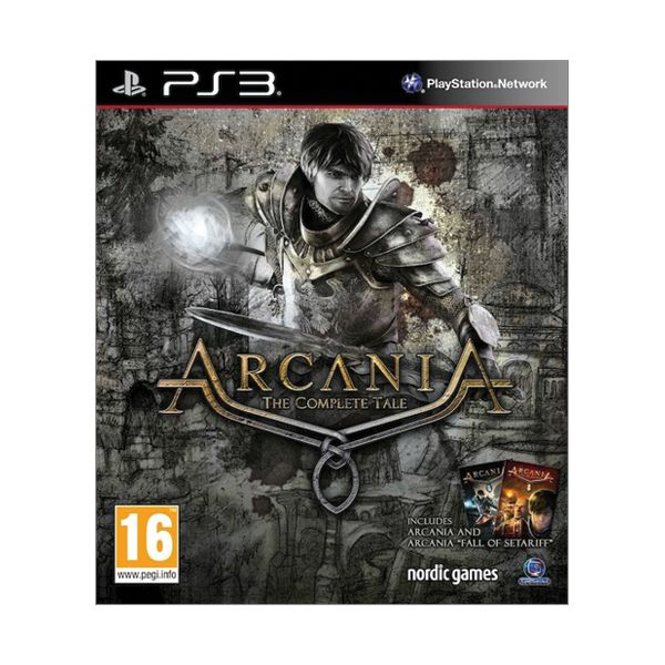 Arcania (The Complete Tale) PS3