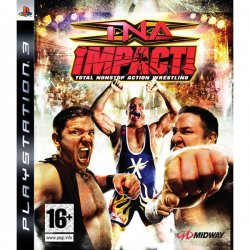 TNA Impact!: Total Nonstop Action Wrestling PS3
