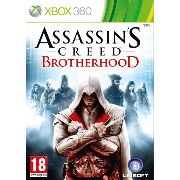 Assassins Creed: Brotherhood  XBOX
