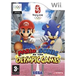 Mario and Sonic at the Olympic Games Wii