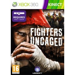 Fighters Uncaged  - XBOX
