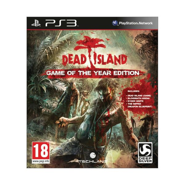Dead Island (Game of the Year Edition) PS3