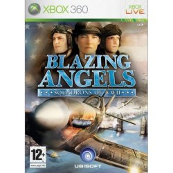 Blazing Angels: Squadrons of WW2 XBOX