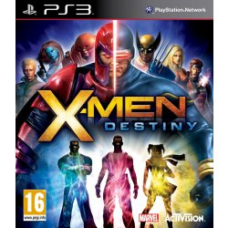 X-Men Destiny PS3