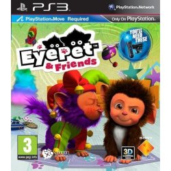 EyePet and Friends PS3