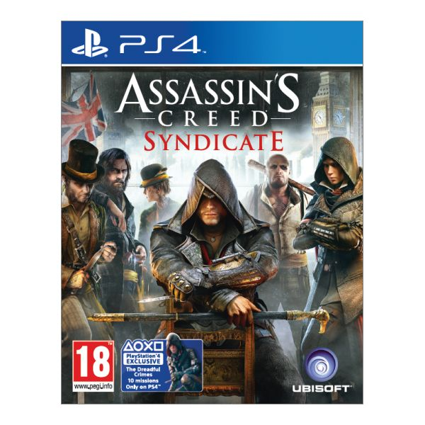 Assassins Creed: Syndicate PS4