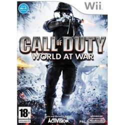 Call of Duty:World at War Wii