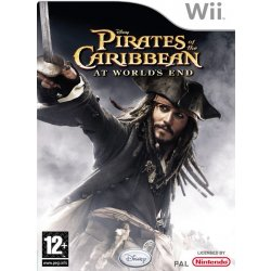 Pirates of the Caribbean At Worlds End Wii