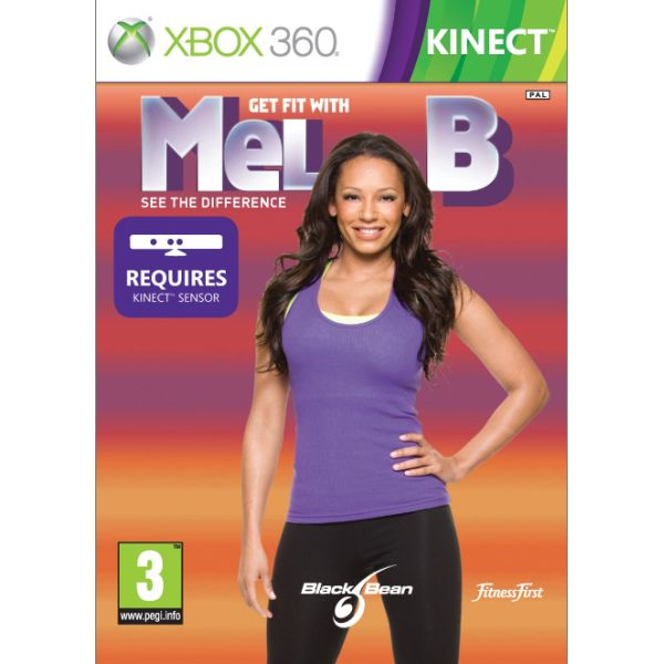 Get Fit with Mel B  - XBOX