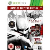 Batman: Arkham City - Game of the Year XBOX