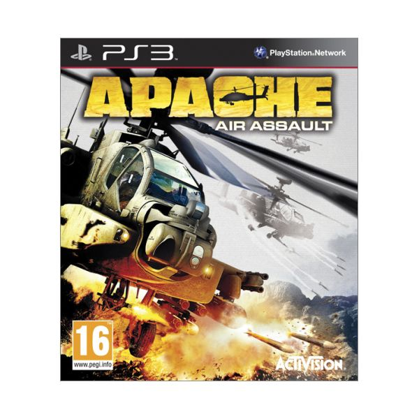 Apache: Air Assault PS3