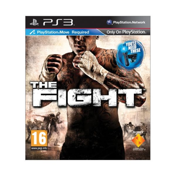 The Fight - PS3